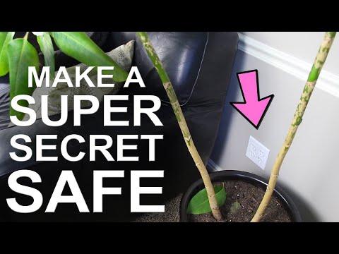 How To Make A Super Secret Safe - For Less Than $3
