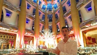 inside worlds most expensive hotel burj al arab