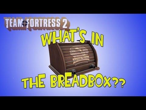 Tf2 How To Craft Bread Box Youtube