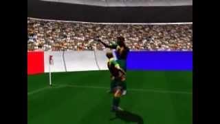 Microsoft Soccer Ad