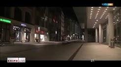 Leipzig - Raubüberfall: 19-jährige schlägt Räuber in die Flucht