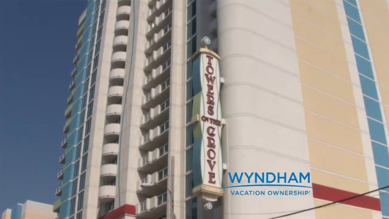 Wyndham Vacation Ownership Myrtle Beach