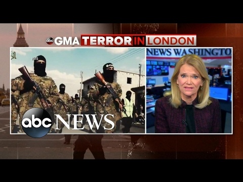 Thumbnail: Focus on ISIS after deadly London terror attack