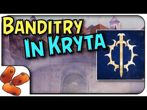 Guild Wars 2 - Banditry In Kryta