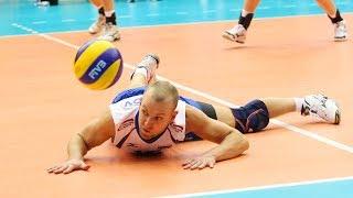 【バレーボール】究極のレシーブ30連発!世界のトップリベロが最高にカッコいい!【スーパープレイ】Volleyball - Libero Best Dig