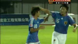 岩渕真奈 AFC U-19女子選手権 中国戦でのゴール