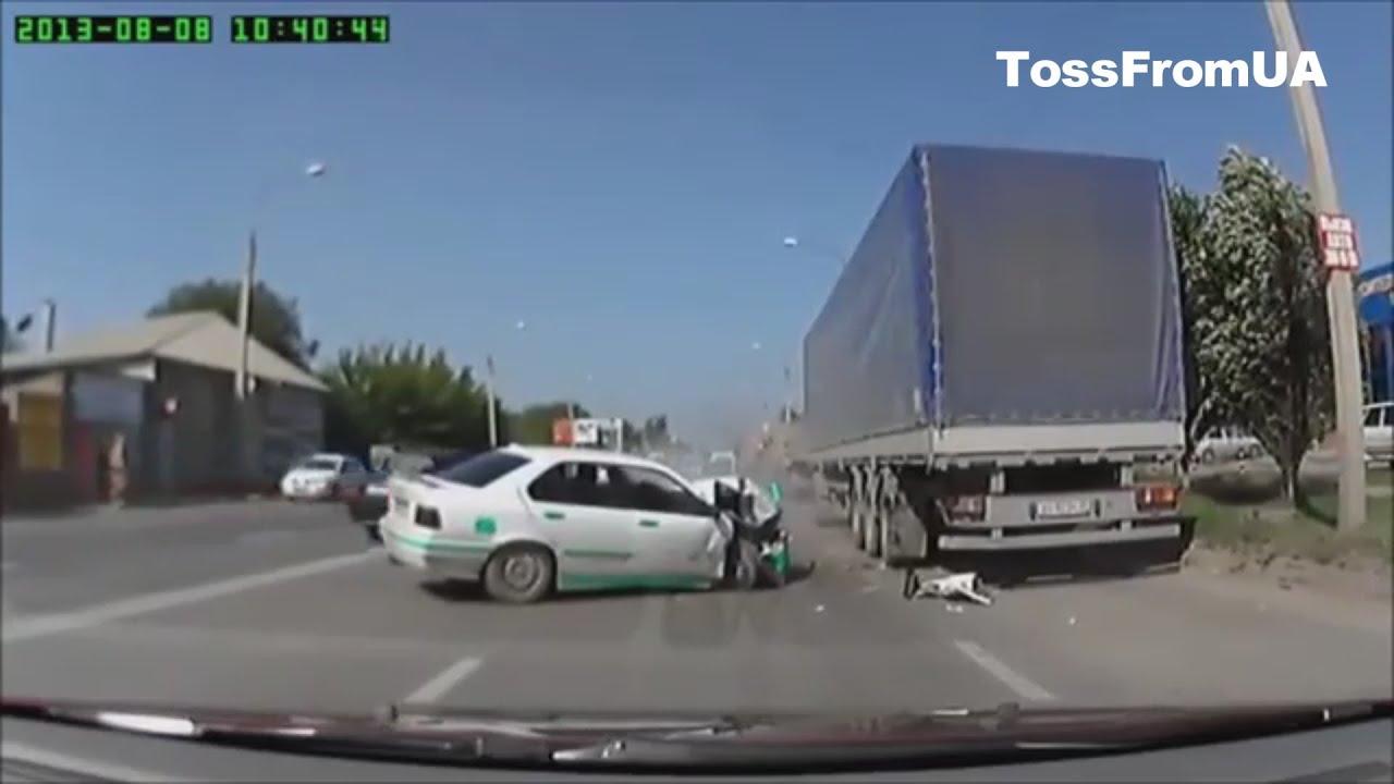 The Best Crashes Of August 2013 Car Crash Compilation Part 42