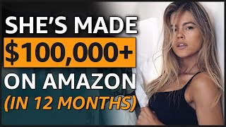 She Quit Med School To Make $100k+ On Amazon (In Under a Year)