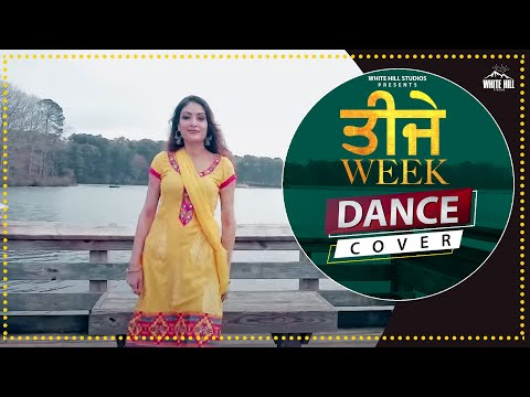 Teeje Week | Bhangra | Jordan Sandhu | Deep Brar |Sonia Mann | White Hill Entertainment