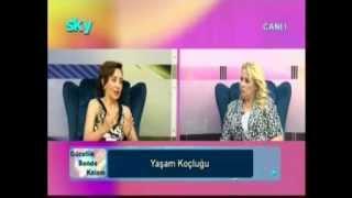 Gambar cover Nejla Gülay sky tv guzellik bende kalsın programında Yaşam Koçluğunu anlatıyor.