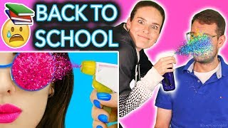 Following Troom Troom\'s BAcK tO sChOoL Pranks on Teacher! + TUITION GIVEAWAY