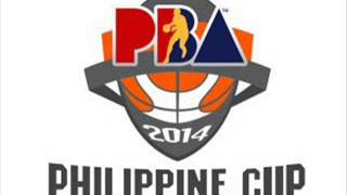2013-14 PBA Philippine Cup Standings (Trailer Music)