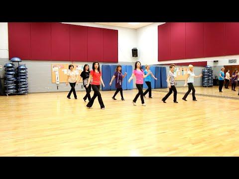 Back To Life Waltz - Line Dance (Dance & Teach in English & 中文)