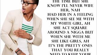 Trey Songz - Dead Wrong (Lyrics on Screen)
