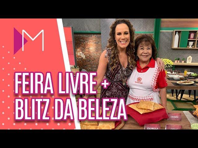 Blitz da Beleza + Pastel da Maria - Mulheres (20/02/2019)