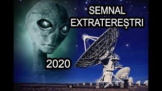 SEMNAL TRANSMIS DE EXTRATERESTRI OMENIRII / MESAJ INCREDIBIL /   SEMNALUL INFRAROSU TEHNOLOGIE 2020