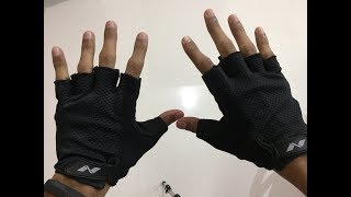 Nivia Python Gym And Fitness Gloves Unboxing And Review