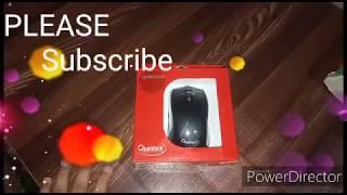 Quantum QHM232D USB  Mouse  unboxin. Price  200.