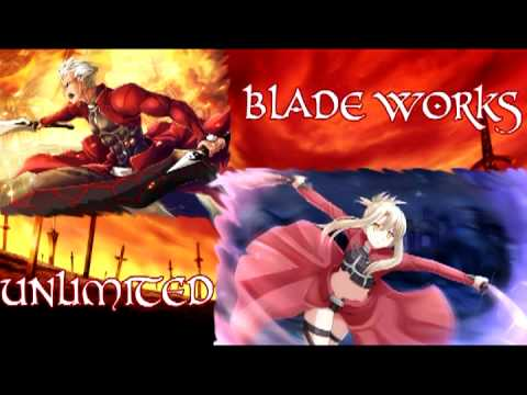 Archer Ilya Theme Extended (1 Hour) - Fate/Kaleid Liner Prisma Illya OST - 少女進化!