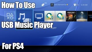 "How To Use ""USB Music Player"" On PS4"