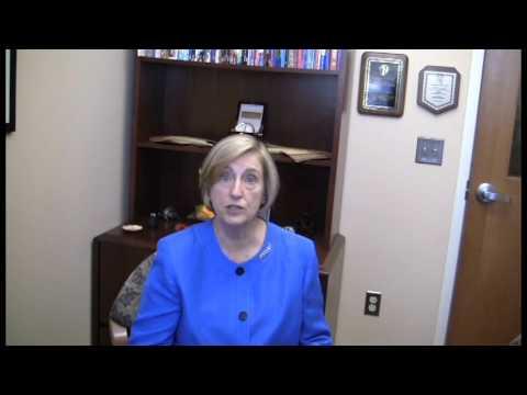 Mary Reece addresses Menlo Park School