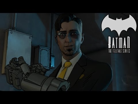 Batman: The Telltale Series - Fighting The Penguin at Wayne Enterprises [Season 1 Episode 4]