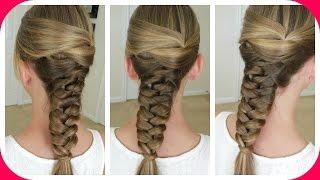 Layered Braid / Tier Braid / Bonita Hair Do