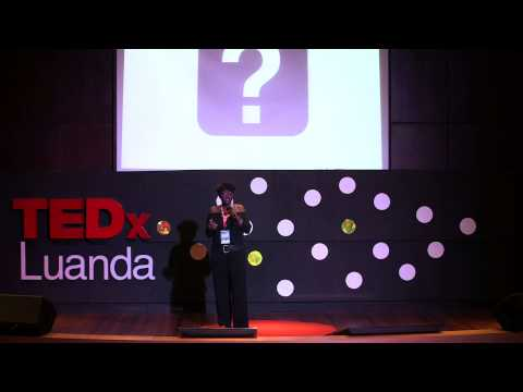 I Am Angolan But I Do Not Know My Country: Hyndira Mateta/Visual Artist at TEDxLuanda 2013