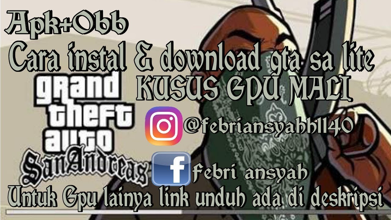 download apk+data gta sa lite v3 by bang rudi