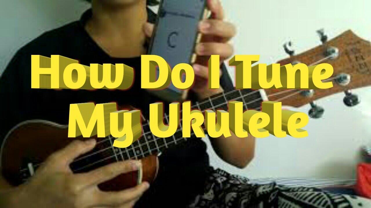 Fender Tuner App: How Do I Tune My Ukulele