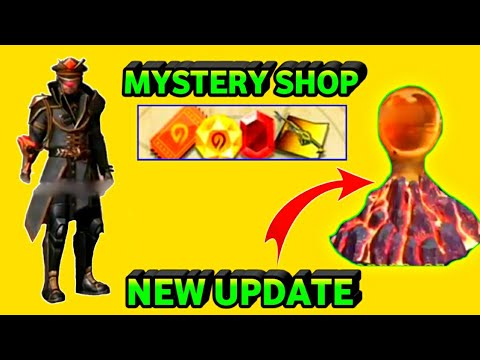 NEW UPDATE FREE FIRE | MYSTERY SHOP BUNDLE FREE FIRE || PRG GAMERS