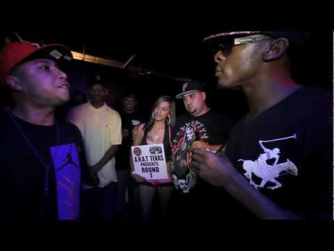 AHAT - Rap Battle - Trigaaah (Las Vegas) Vs Sic Vic (Texas)