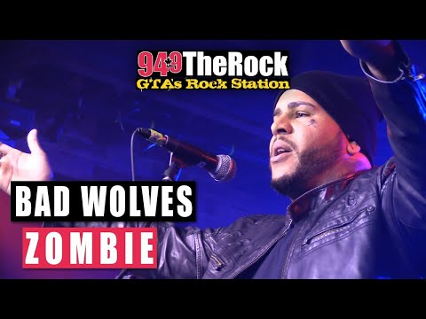 Cover Lagu Bad Wolves - Zombie (Acoustic) STAFABAND