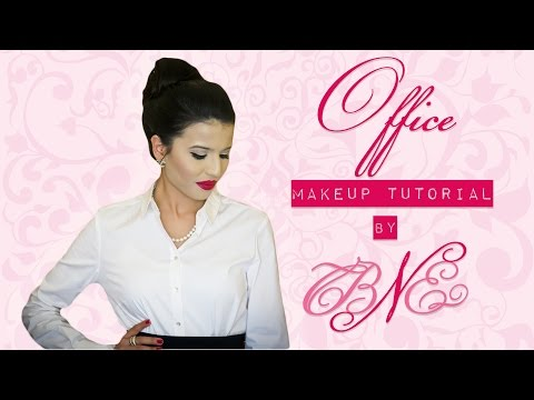 BNE Office Makeup Tutorial - YouTube