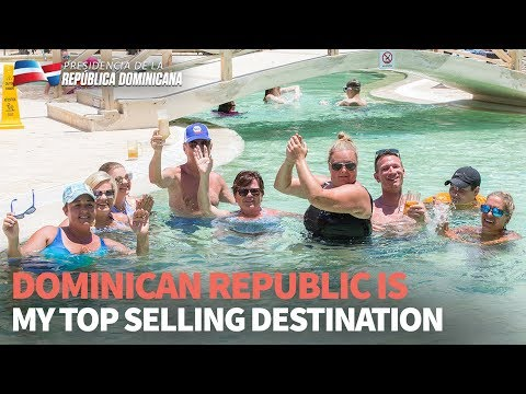 VIDEO: Dominican Republic: My top selling destination