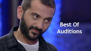 MasterChef Greece 2019 - Best Of Λεωνίδας Κουτσόπουλος (Auditions).