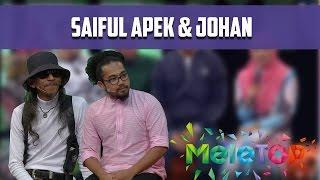 Geng geng Lawak Berkumpul Dalam Lawak Solo - MeleTOP Episod 207 [18.10.2016]
