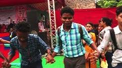 singer-nitesh kachhap  delhi progaram andrews ganj