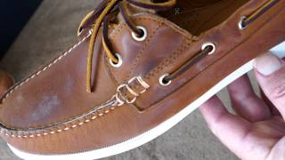 Made In Maine - Best Boat Shoes EVER? in 4k UHD