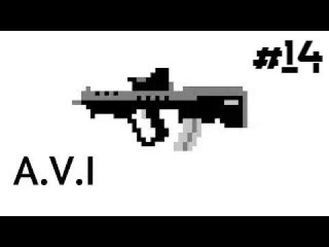 Dessin D Une Arme En Pixel 14