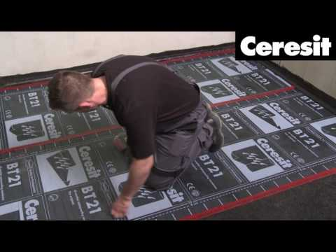 BASE PLATE WATERPROOFING – against negative water pressure with load on top