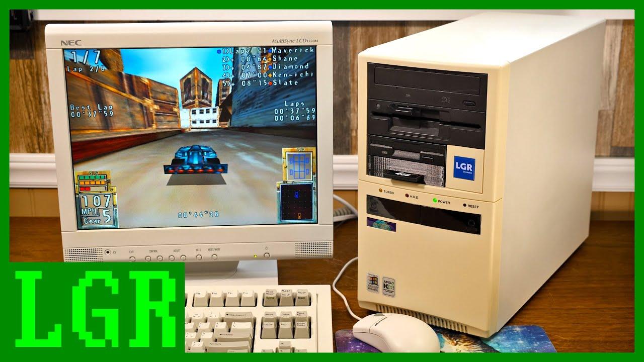 Building a Windows 95 PC! Socket 7 AMD K6 & 3Dfx