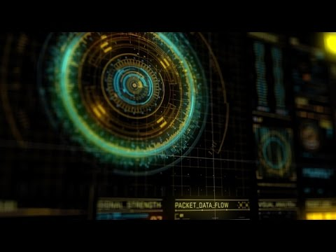 FUI - Futuristic User Interface 2015