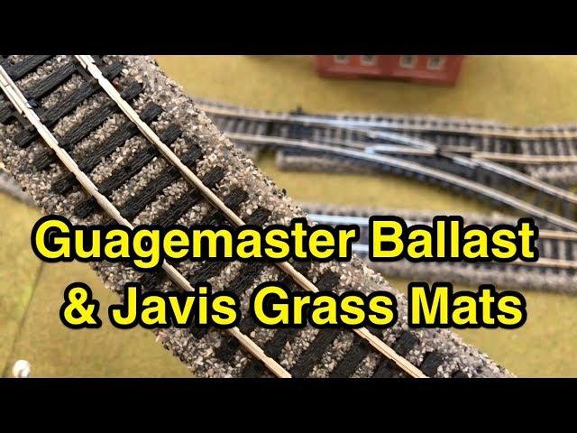 Guagemaster Ballast Javis Grass Mats Youtube