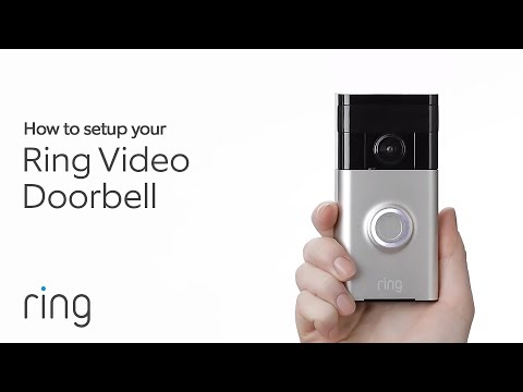 How to Set Up Your Ring Video Doorbell