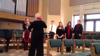 Silent Night - Trinity Singers
