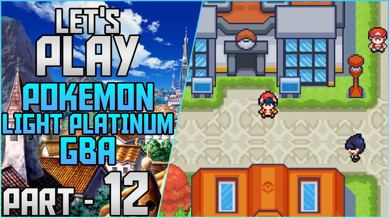 Pokemon Light Platinum  Lauren Region: Flamerny Woods, Flamerny City, Mt. Vulcan  Part 27
