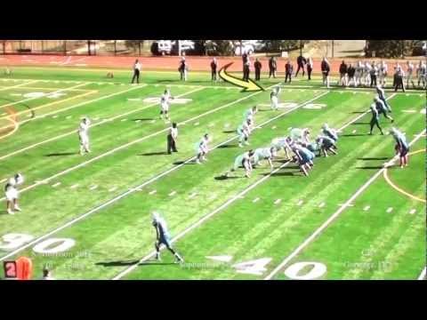 Samuel Morrison, 2015 CB (Gonzaga, DC) - Football Highlight