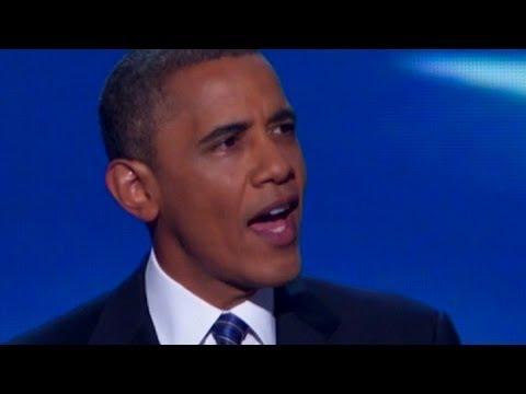 Obama DNC speech: Romney, Ryan
