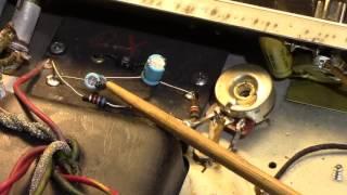 1961 Fender 6G6 Bassman Restoration Part One